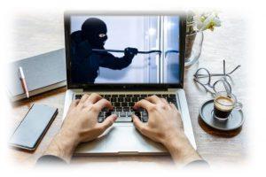 Achtung, Cyberkriminalität!
