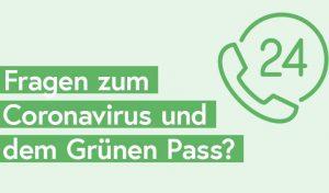 Fragen zum Coronavirus?